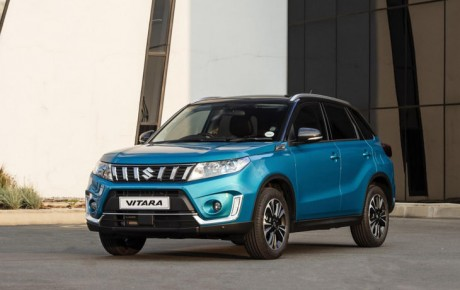 The New GT Mag review done on the busty and beautiful Suzuki Vitara